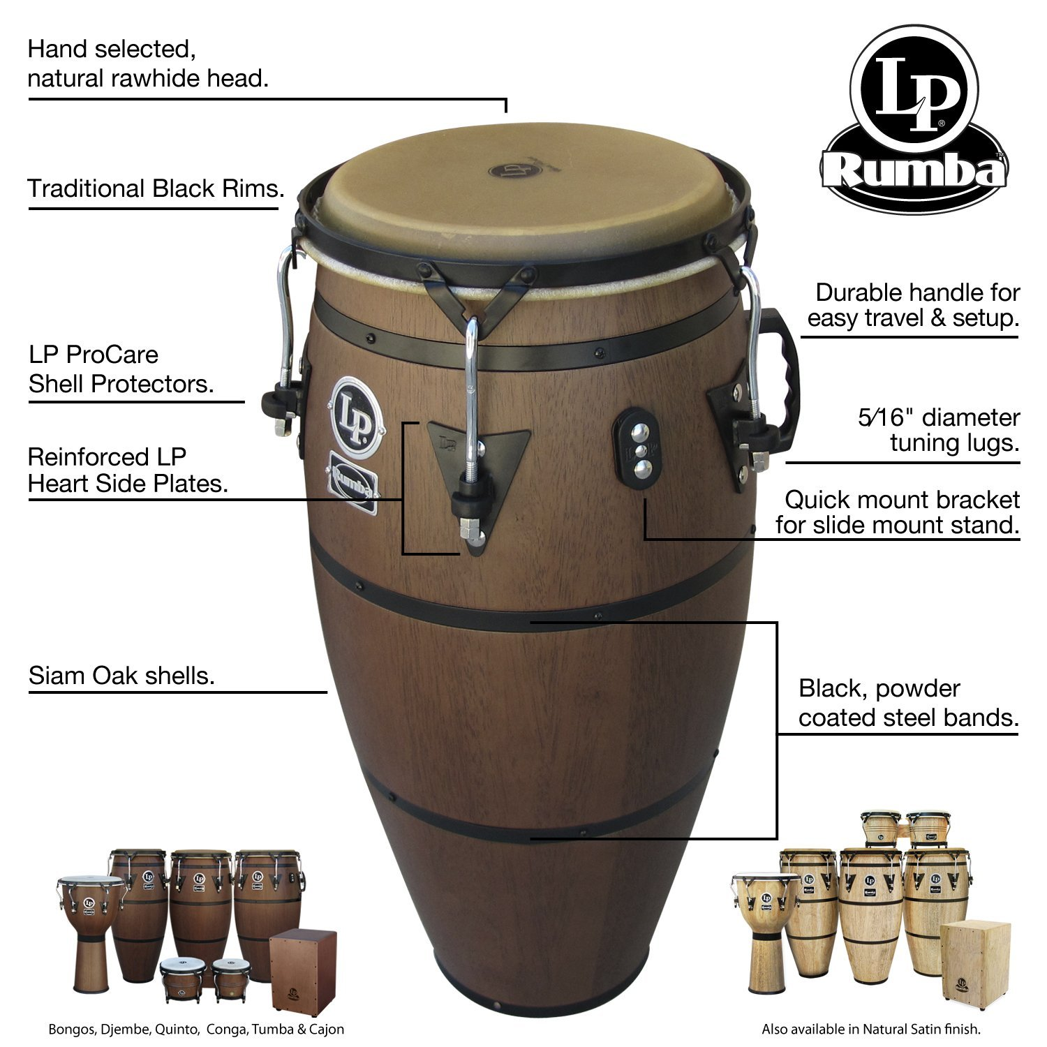 Latin Percussion Phase Outs